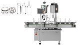 Auto Cap Sealing Machine for Aluminum ROPP Caps
