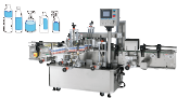 Front / Back Labeler with Position Wrap-Around Station - KWT-625