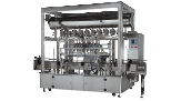 Over-Flow Filling Machine - F-serials