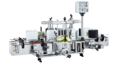 KWT-620E Double Side Labeling System
