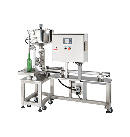 One Head Semi-Auto Filler - KWT-810