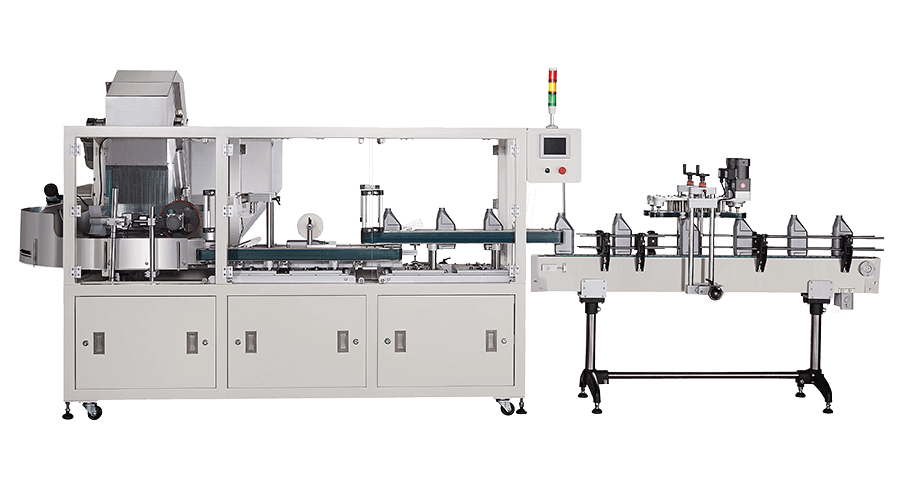 Linear Bottle Unscrambler - KWT-101A