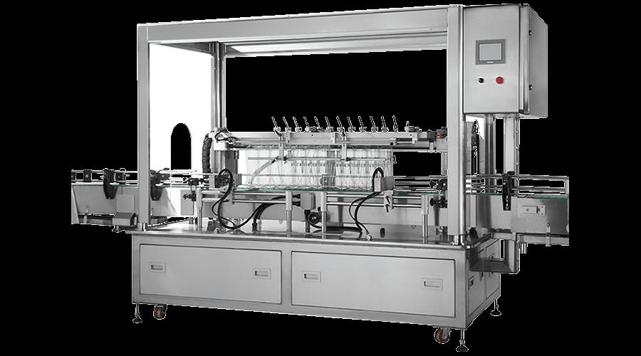 自動洗瓶機 - KWT-8W12