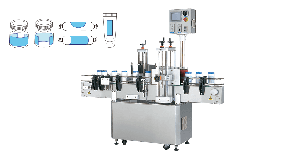Wrap-around Labeling Machine - KWT-510