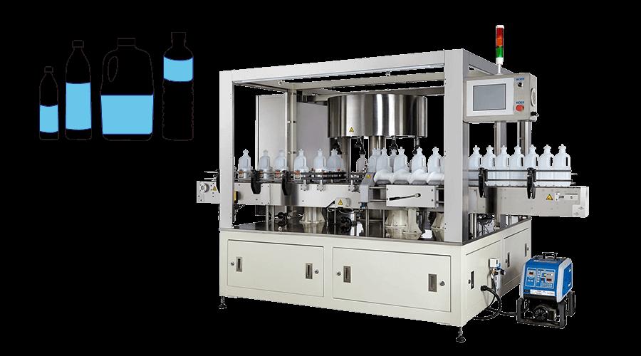 熱熔膠薄膜貼標機 - KWT-710
