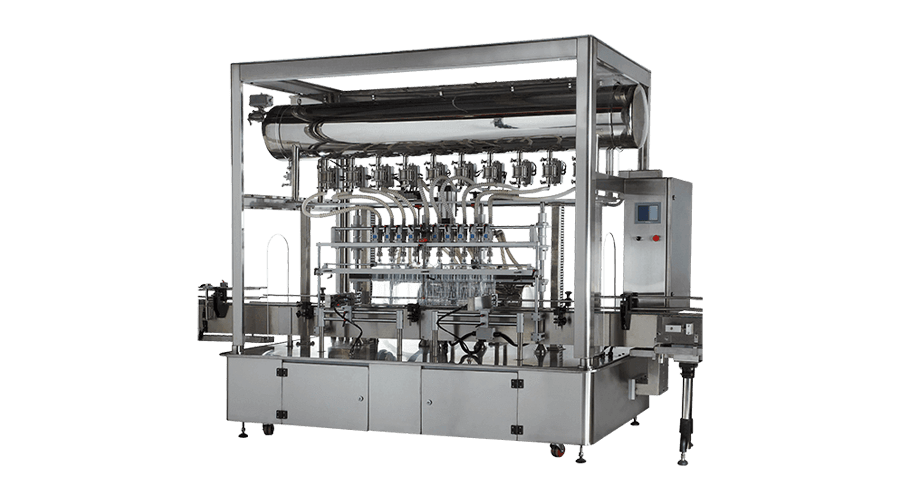 F-serials F-Series Over-Flow Filling Machine