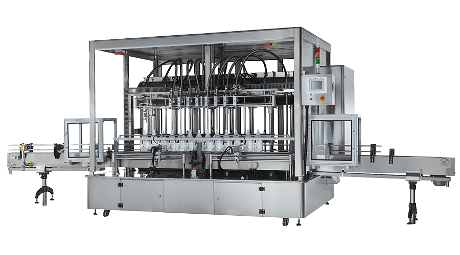 KWT-R Series Automatic Rotary Lobe Pump Filling Machine